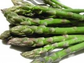 Foto: Groene asperge 'Mary Washington'