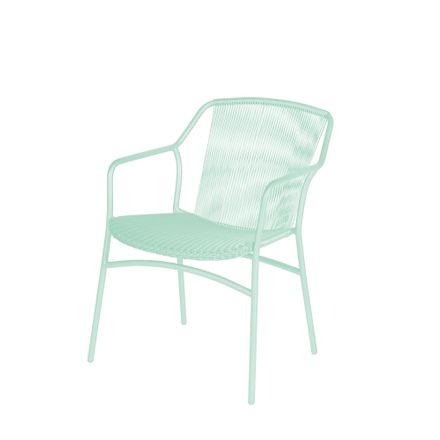 Sophie Stacking Chair Mint