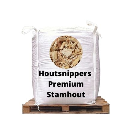 Houtsnippers Premium Stamhout 1m3