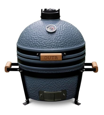 KAMADO - grill medium 40 - grijs