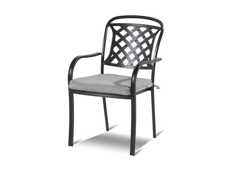 Preston Dining Chair (Grey Cus
