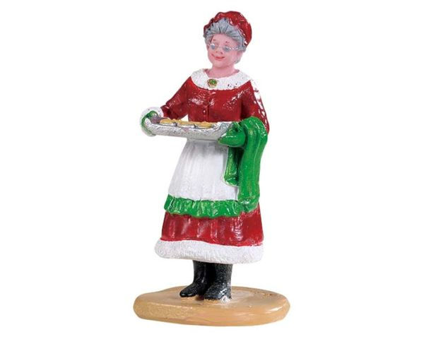 Lemax Mrs. Claus Cookies