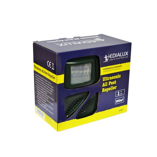 Edialux Ultrasonic All Pest Repeller