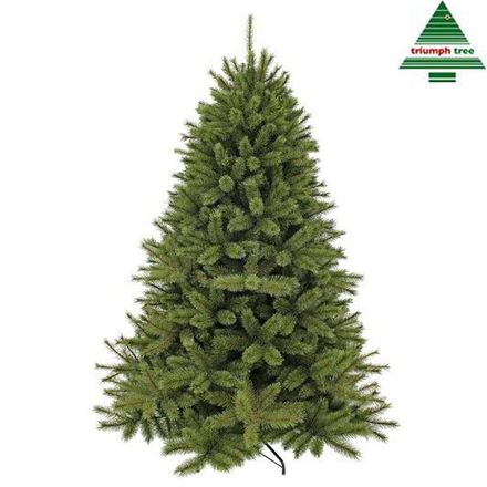 Triumph Tree Forest Frosted h155cm Groen Kunstkerstboom