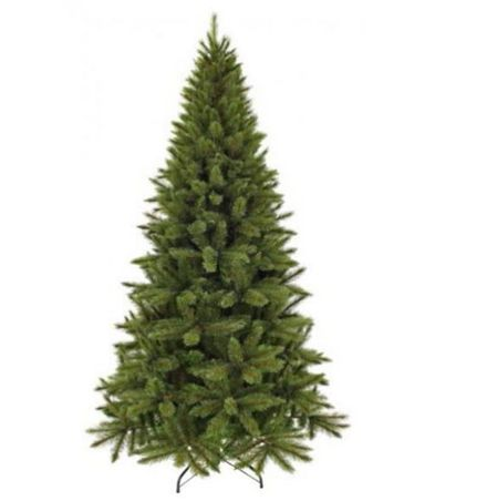 Triumph Tree Slim Forest Frosted h185cm Groen  Kunstkerstboom