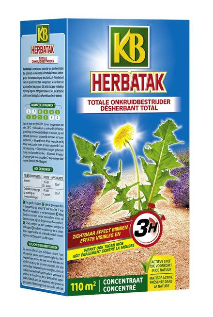 KB Herbatak 250 ML