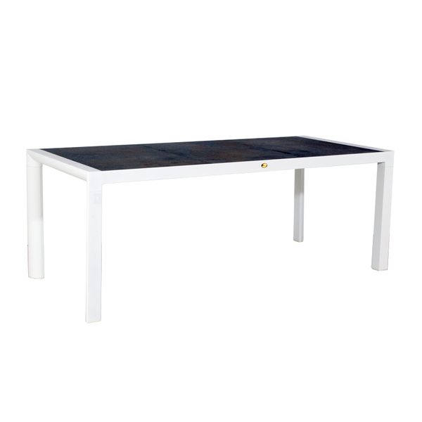 Oosterik Home Dining Tafel Seabrook Sky White