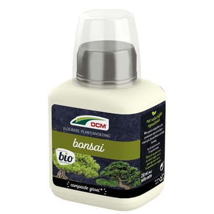 DCM Vloeibare Meststof Bonsai 250ML