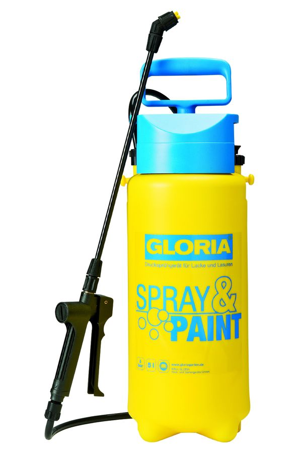 Gloria Spray & Paint