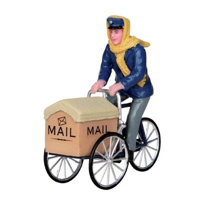 Mail Delivery Cycle Lemax