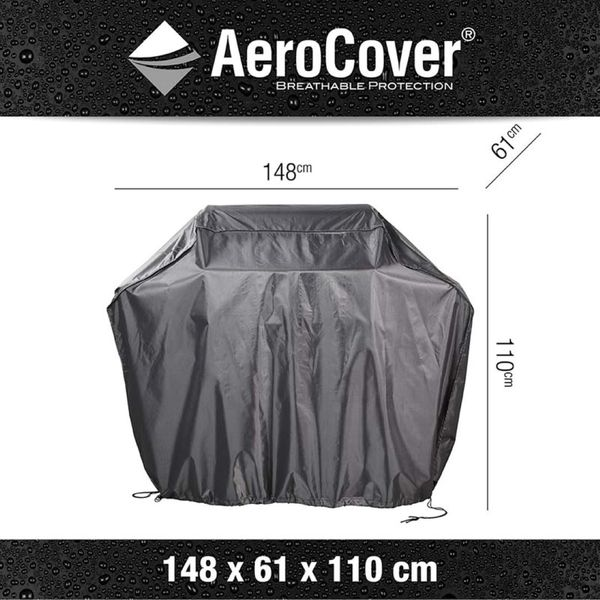 Aerocover Gasbarbecue Hoes L