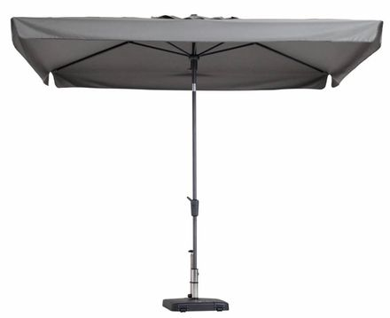 Stokparasol Delos 300 X 200 Cm Light Grey