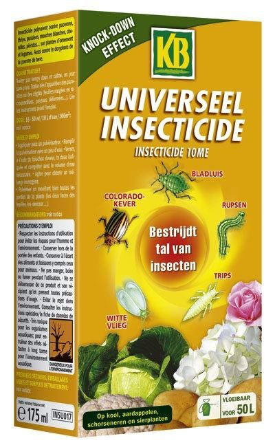 KB universeel insecticide