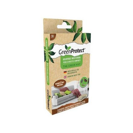 Greenprotect Kruipende Insectenval 3 St