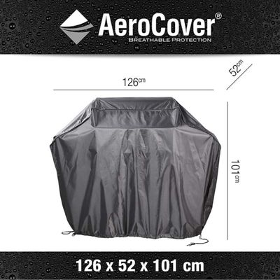 Foto 1 Aerocover Gasbarbecue Hoes S