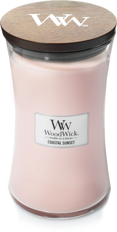 Woodwick Ww Coastal Sunset Large Candle