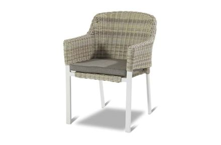 Cairo Dining Chair Beige
