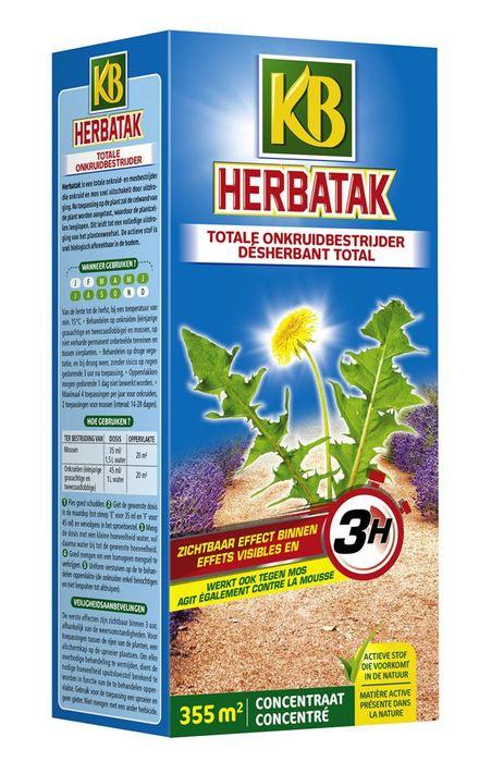 Kb Herbatak 800 ML