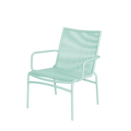Valerie Stacking Lounge Chair Mint