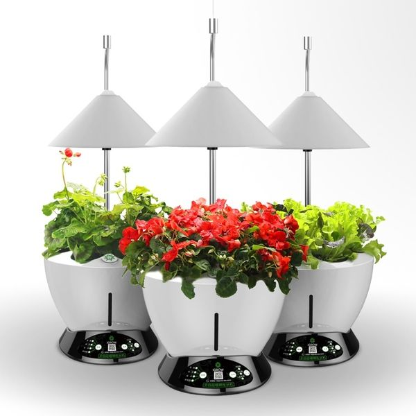 Urbangreen Urban Green I-Grow G601C, wit 40 Watt (red/white led)