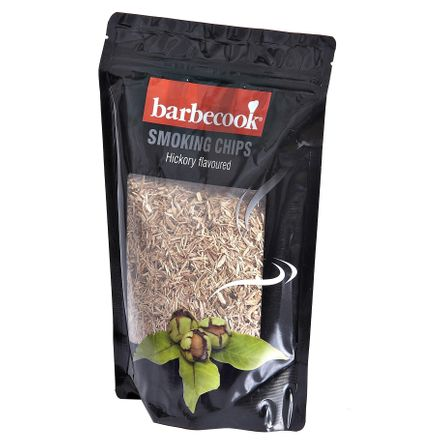 Barbecook Zak Rook Chips Hickory Flavour 1l