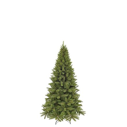 Triumph Tree Forest frosted x-mas tree slim green TIPS 274 - h120xd69cm