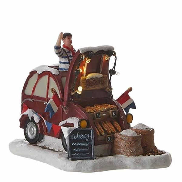 Luville Bakery Car