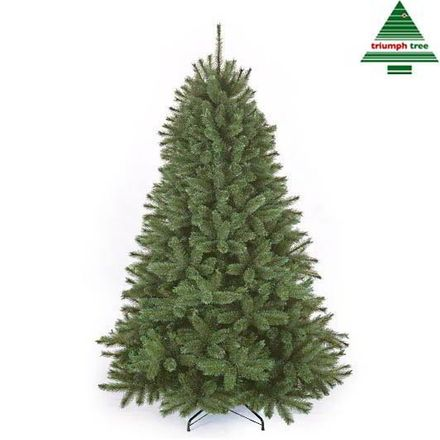 Triumph Tree Forest Frosted Pine Groen h215 Kunstkerstboom