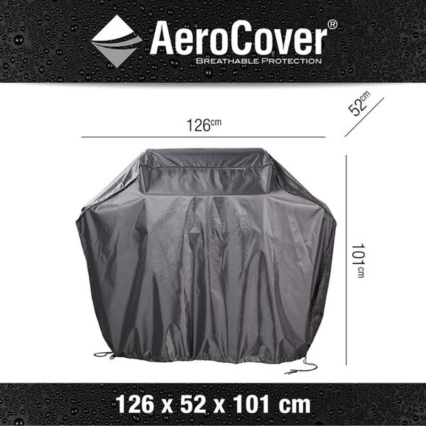 Aerocover Gasbarbecue Hoes S