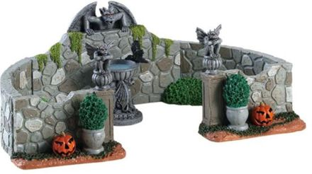 Grey Gargoyle Gardens Set Of 6