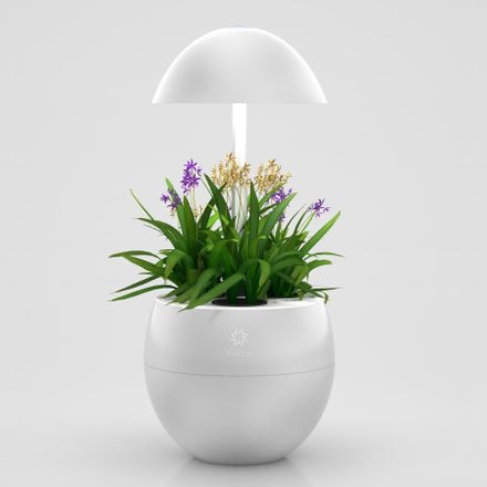 Urban Green I-Grow G301A, zilver (white led)